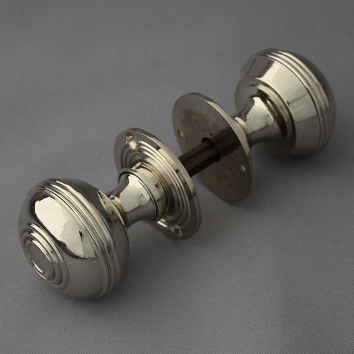 Nickel Bloxwich Door Handles