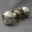 Large Georgian Nickel Bloxwich Door Knobs