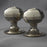 Nickel Georgian Bloxwich Door Knobs