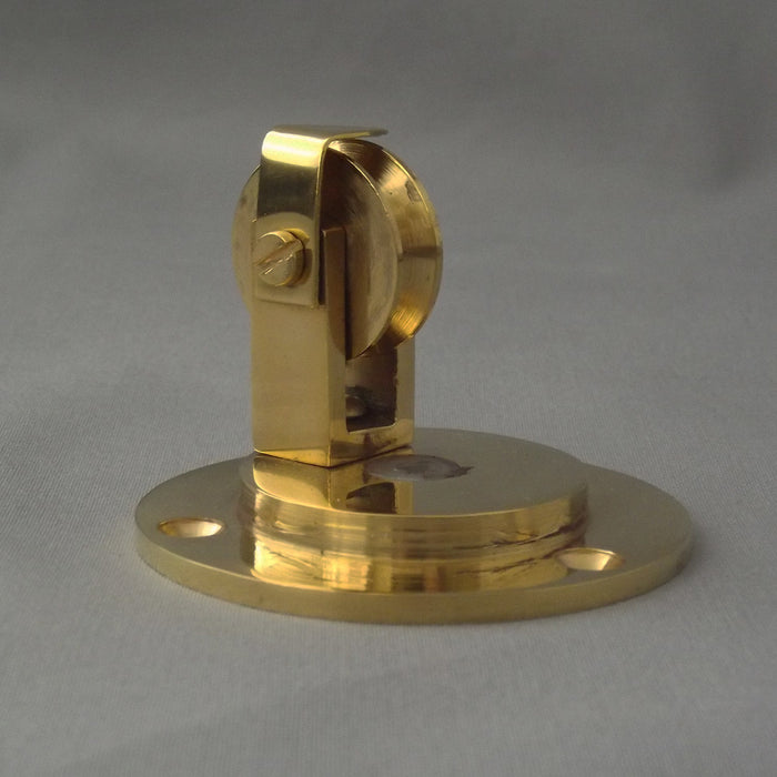 Claverley Mechanical Bell Pull & Bell