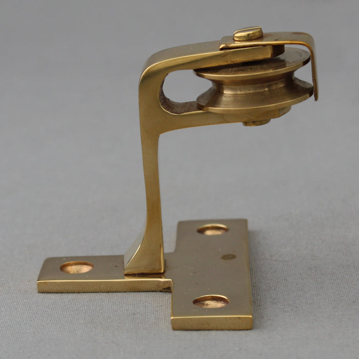 Directional Brass Pulley