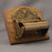 Antique Bathroom Inspired Decorative Brass Toilet Roll Holder