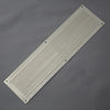 Nickel Chester Finger Plate