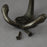 Vintage School Triple Iron Hook