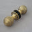 Large Edwardian Beehive Door Knobs
