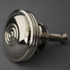 Large Nickel Bloxwich Cupboard Knob