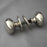 Cottage Nickel Door Knobs