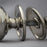 Period Cottage Nickel Door Knobs