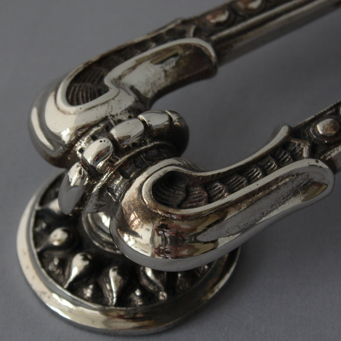 Regency Nickel Door Knocker