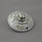 Victorian Decorative Chrome Bell Push