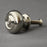 Georgian Nickel Bloxwich Cabinet Knob