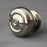 Nickel Bloxwich Furniture Knob