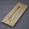 Traditional Victorian Brass Letterbox