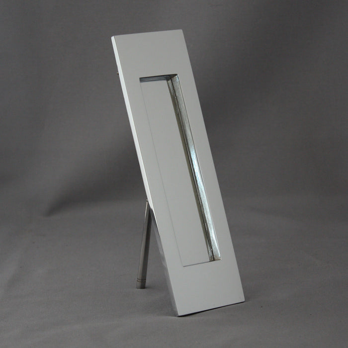 Vertical Chrome Letterbox and Tidy