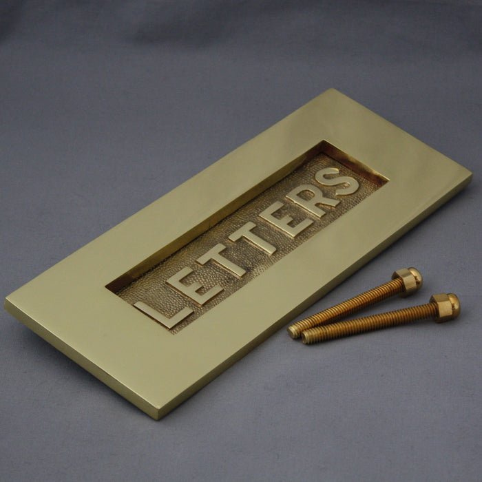 Victorian 'Letters' Letterbox