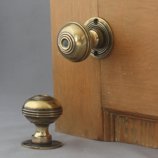 Brass Bloxwich Door Knobs