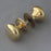 Brass Cottage Door Knobs