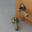 Regency reeded door handles