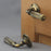 Period lever door handles