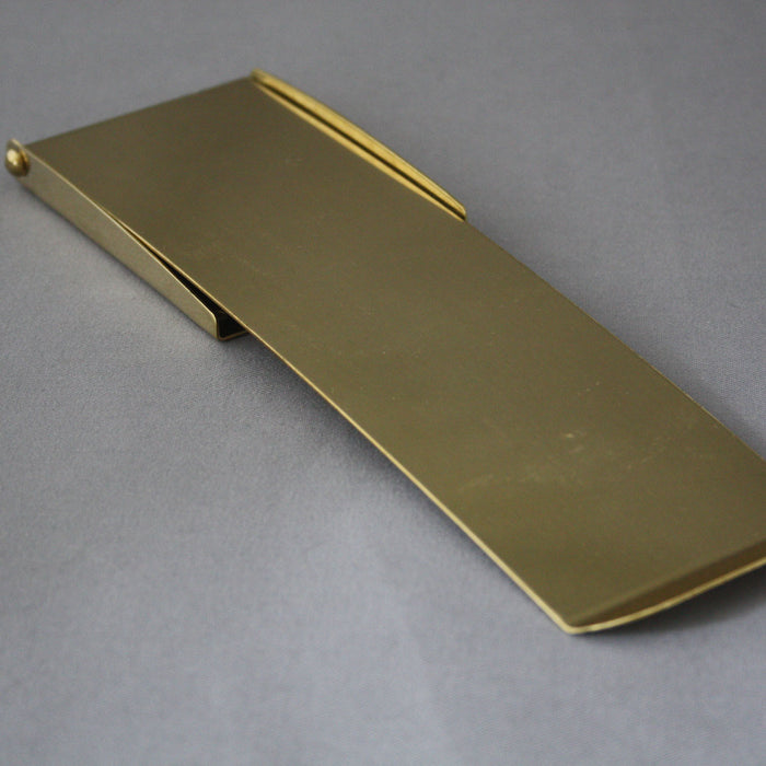 Brass Vertical Letterbox Flap