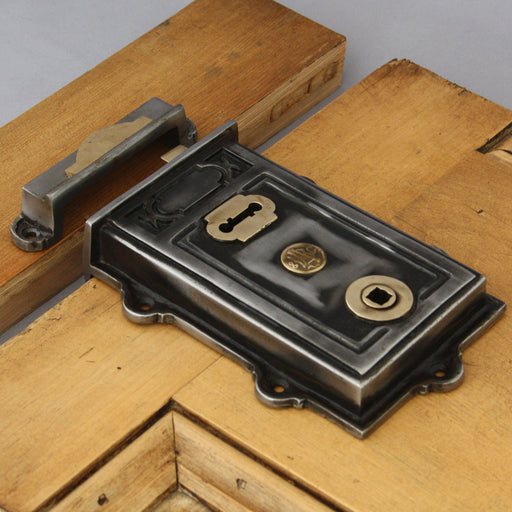 Antique Rim Locks Latches & Bolts | Architectural Decor