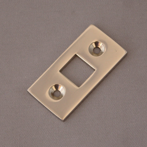 Receiver Plate for Large Nickel Bolt