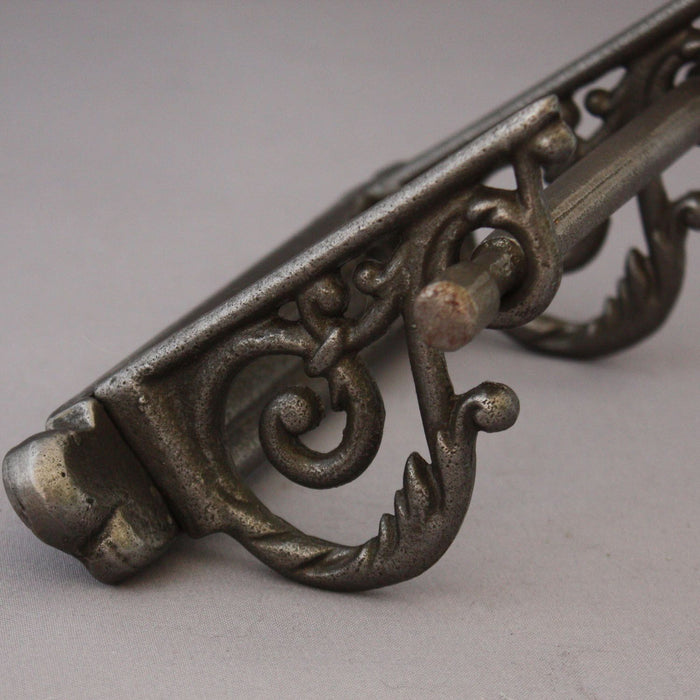 Iron Antique Scroll Toilet Roll Holder