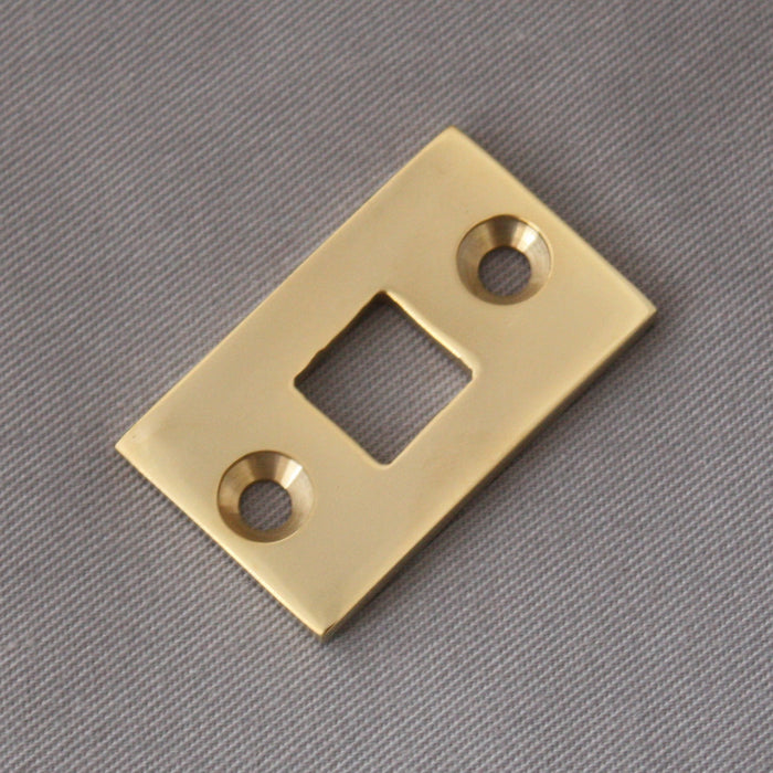 Receiver Plate for Brass Bolt