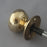 Small Victorian cottage door knobs
