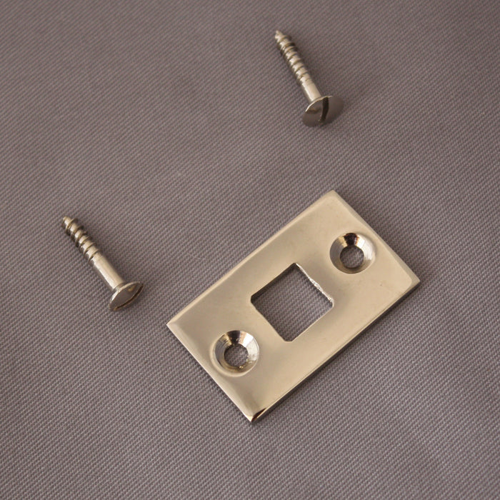 Receiver Plate for Nickel Bolt
