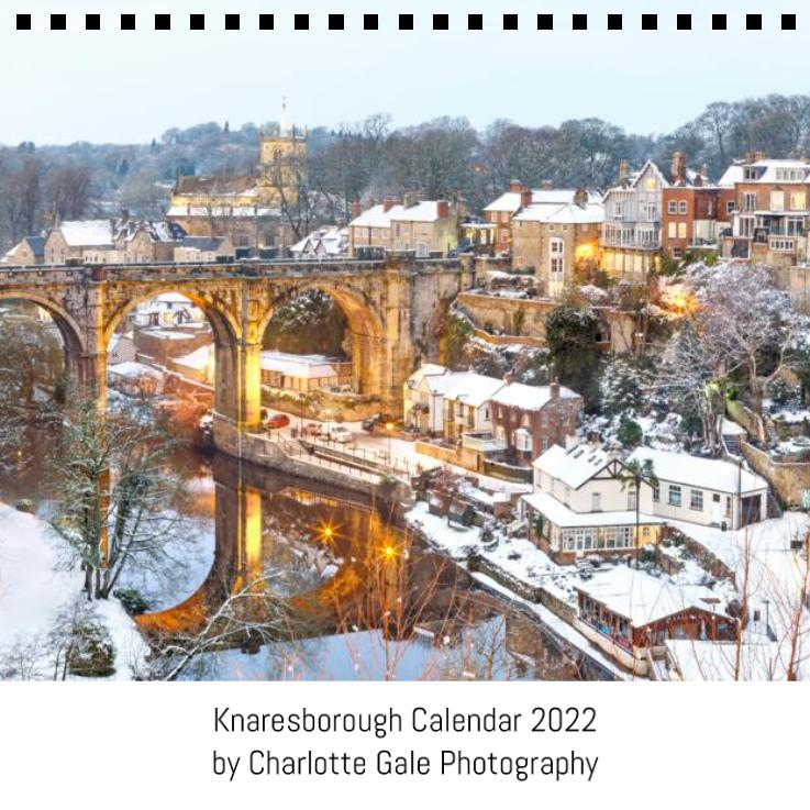 Yorkshire Wall & Desk Calendars