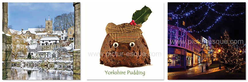 Yorkshire Corporate Christmas Cards by Charlotte Gale Photography