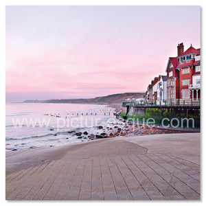 Sandsend at Sunset