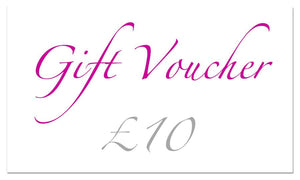 pictur-esque gift voucher