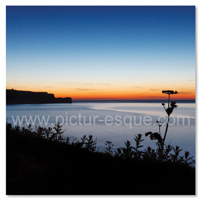 Sandsend at Twilight