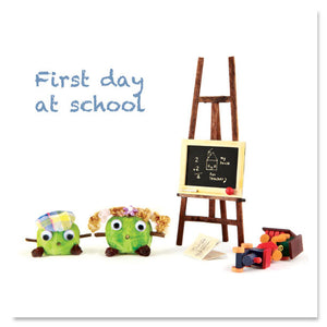 First day at school by Charlotte Gale