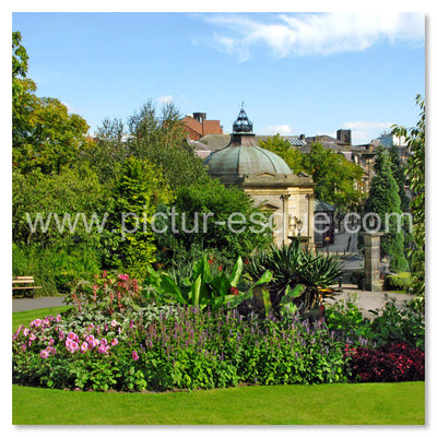 Harrogate Pump Room in Summer