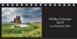 Whitby desk calendar 2019 by Charlotte Gale Photography