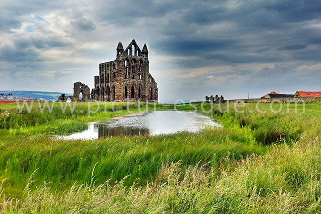 Whitby Abbey Yorkshire Canvas