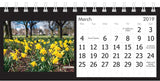 Yorkshire Desk Calendar 2019 - Harrogate Stray