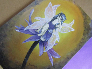 Believe - Fairy Art Greeting Card