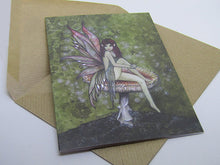 Load image into Gallery viewer, Forest Fae - Fairy Greeting Card
