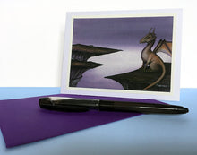 Load image into Gallery viewer, Iolite Heights - Art Greeting Card