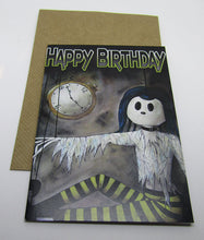 Load image into Gallery viewer, TiK ToK  - Happy Birthday Art Greeting Card