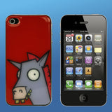 Amazing Horse iPhone 4/4S Jelliskin