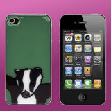 Badger iPhone 4/4S Jelliskin