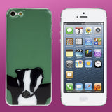 Badger iPhone 5 Jelliskin
