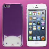 Cat Face iPhone 5 Jelliskin