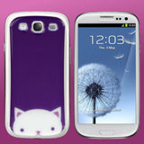 Cat Face Samsung Galaxy S3 Jelliskin