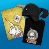 Ultimate Narwhal Fan pack
